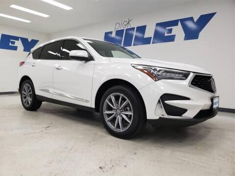 2021 Acura RDX for sale at HILEY MAZDA VOLKSWAGEN of ARLINGTON in Arlington TX