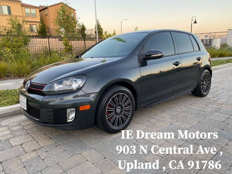 2011 Volkswagen GTI for sale at IE Dream Motors-Upland in Upland CA