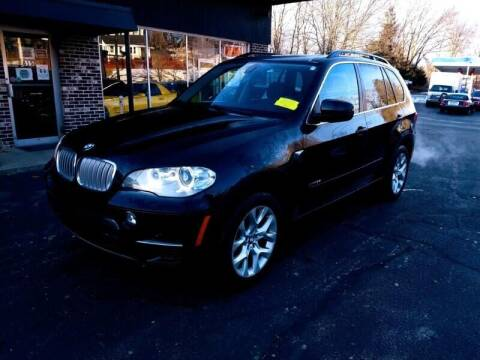 2013 BMW X5 for sale at 125 Auto Finance in Haverhill MA