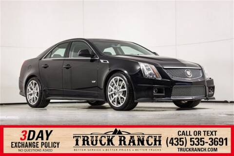 2011 Cadillac CTS-V for sale at Truck Ranch in Logan UT