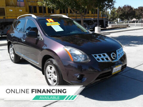 2014 Nissan Rogue Select for sale at Super Cars Sales Inc #1 in Oakdale CA