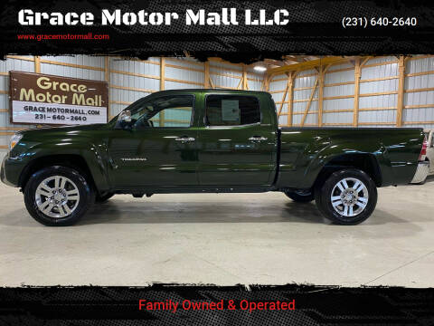 2013 Toyota Tacoma for sale at Grace Motor Mall LLC in Traverse City MI