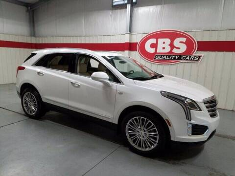 2017 Cadillac XT5 for sale at CBS Quality Cars in Durham NC