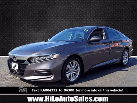 2019 Honda Accord for sale at Hi-Lo Auto Sales in Frederick MD