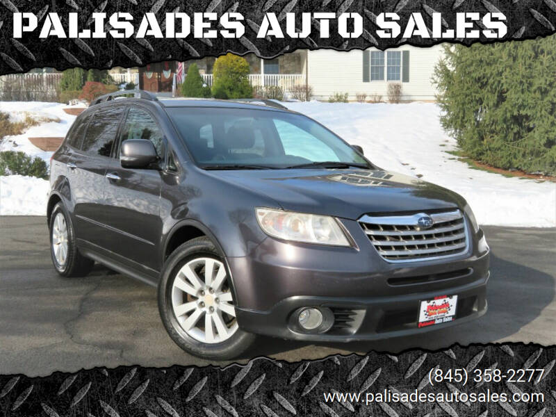 2008 Subaru Tribeca for sale at PALISADES AUTO SALES in Nyack NY