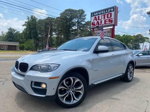 2013 BMW X6 for sale at Carafello's Auto Sales in Norfolk VA