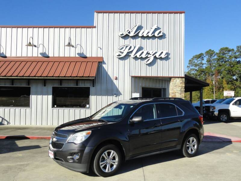 2013 Chevrolet Equinox for sale at Grantz Auto Plaza LLC in Lumberton TX