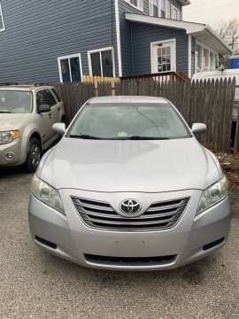 2007 Toyota Camry Hybrid for sale at Car Port Auto Sales, INC in Laurel MD