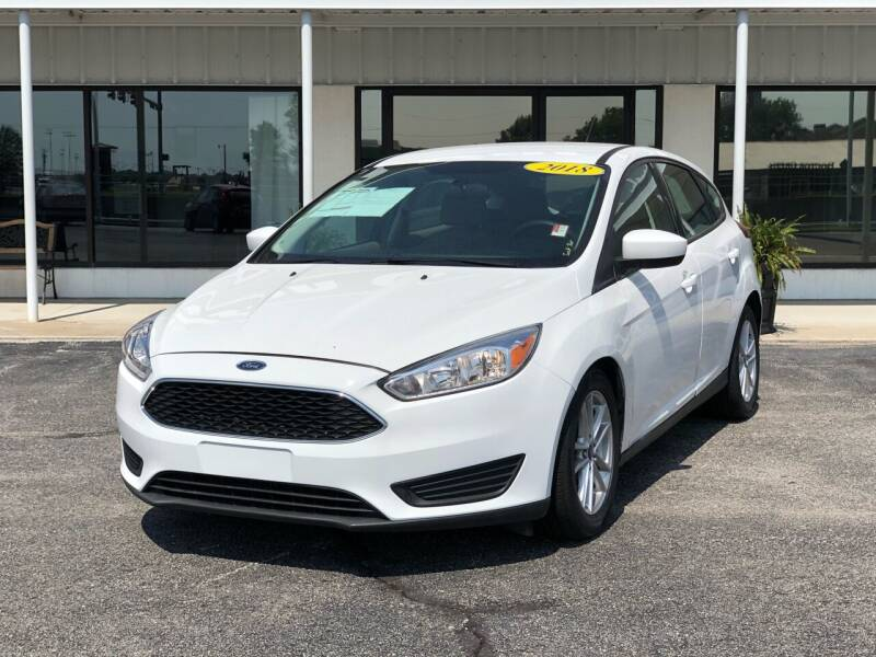 2018 Ford Focus for sale at Nelson Car Country in Bixby OK