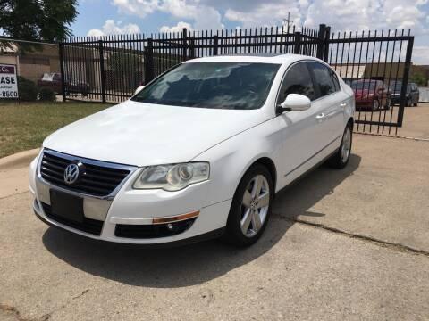 2009 Volkswagen Passat for sale at TETCO AUTO SALES  / TETCO FUNDING in Dallas TX