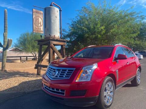 2016 Cadillac SRX for sale at Double H Auto Exchange in Queen Creek AZ