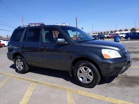 2005 Honda Pilot for sale at Car Spot in Las Vegas NV