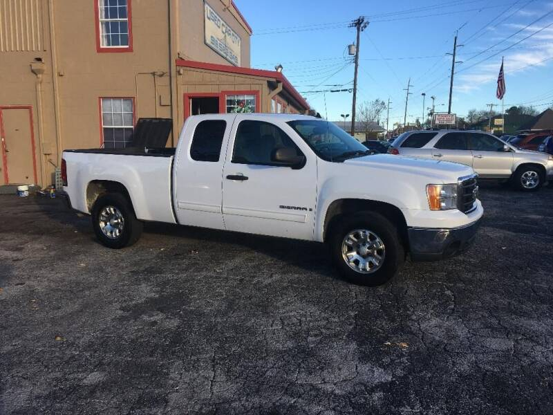 2008 GMC Sierra 1500 for sale at Used Car City in Tulsa OK