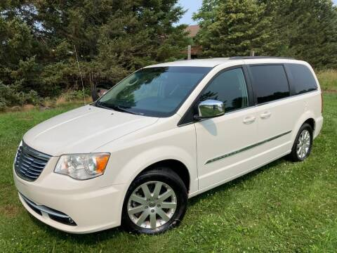 2012 Chrysler Town and Country for sale at K2 Autos in Holland MI