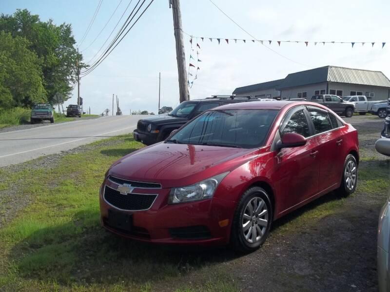 2011 Chevrolet Cruze for sale at Warner's Auto Body of Granville Inc in Granville NY