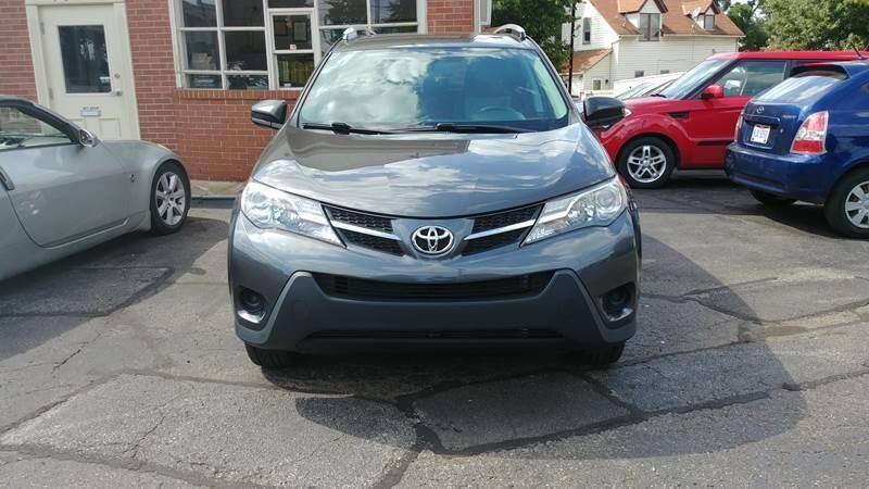 2015 Toyota RAV4 for sale at Beaulieu Auto Sales in Cleveland OH