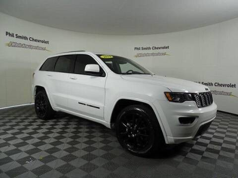 2019 Jeep Grand Cherokee for sale at PHIL SMITH AUTOMOTIVE GROUP - Phil Smith Chevrolet in Lauderhill FL