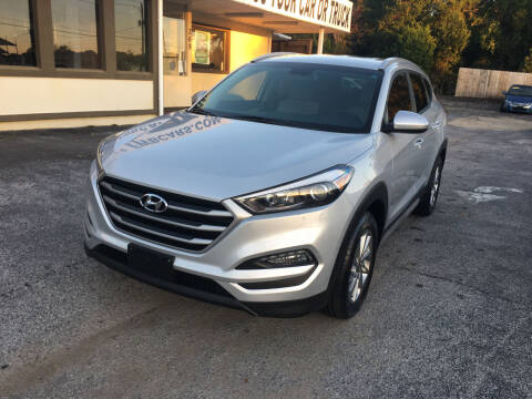 2018 Hyundai Tucson for sale at Beach Cars in Fort Walton Beach FL