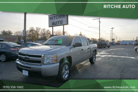 2009 Chevrolet Silverado 1500 Hybrid for sale at Ritchie Auto in Appleton WI