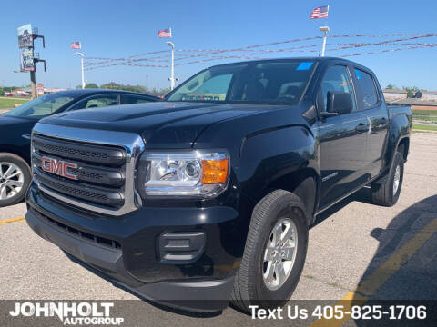 2020 GMC Canyon for sale at JOHN HOLT AUTO GROUP, INC. in Chickasha OK
