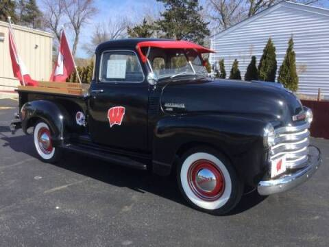 1950 Chevrolet 3100 for sale at Classic Car Deals in Cadillac MI