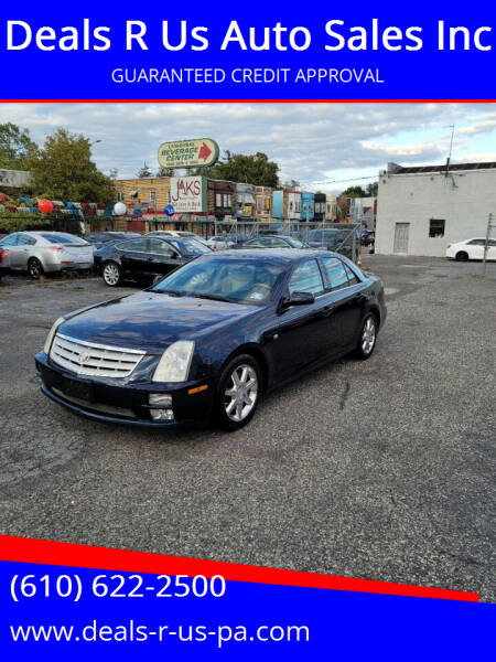 2005 Cadillac STS for sale at Deals R Us Auto Sales Inc in Lansdowne PA