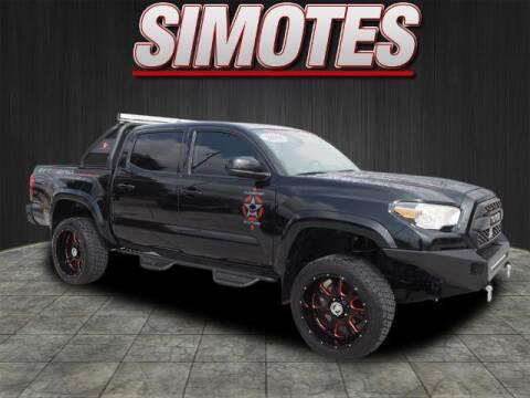 2019 Toyota Tacoma for sale at SIMOTES MOTORS in Minooka IL