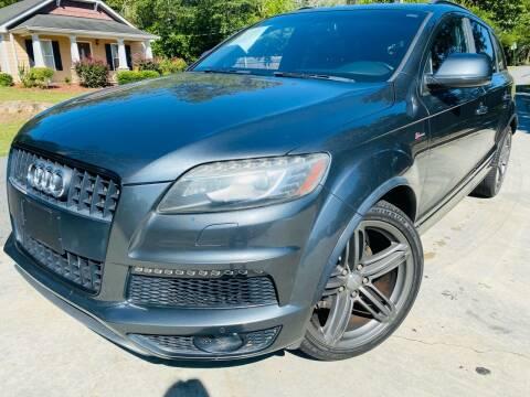 2012 Audi Q7 for sale at Cobb Luxury Cars in Marietta GA