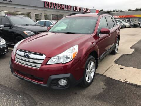 2013 Subaru Outback for sale at DriveSmart Auto Sales in West Chester OH