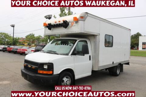 2007 Chevrolet Express Cutaway for sale at Your Choice Autos - Waukegan in Waukegan IL