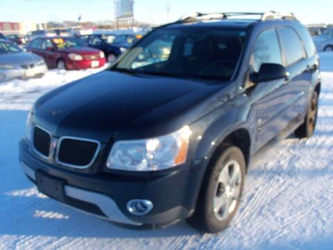 2009 Pontiac Torrent for sale at Country Side Car Sales in Elk River MN
