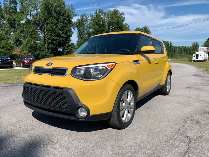 2016 Kia Soul for sale at IH Auto Sales in Jacksonville NC