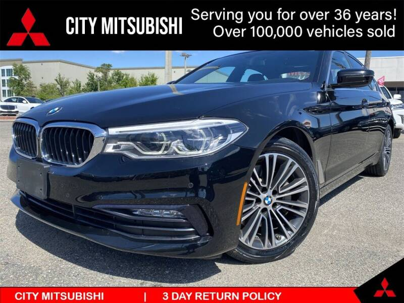 2017 BMW 5 Series for sale in Jacksonville, FL