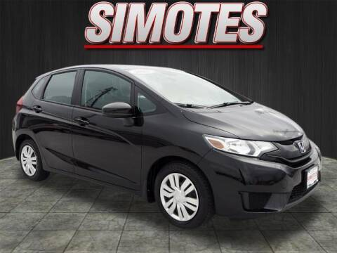 2015 Honda Fit for sale at SIMOTES MOTORS in Minooka IL