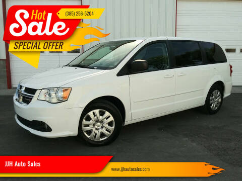 2017 Dodge Grand Caravan for sale at JJH Auto Sales in Salt Lake City UT