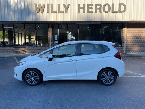 2015 Honda Fit for sale at Willy Herold Automotive in Columbus GA