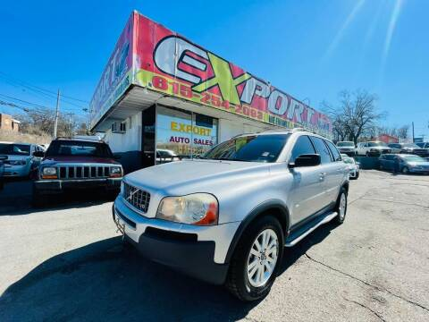 2006 Volvo XC90 for sale at EXPORT AUTO SALES, INC. in Nashville TN
