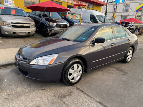 2004 Honda Accord for sale at White River Auto Sales in New Rochelle NY