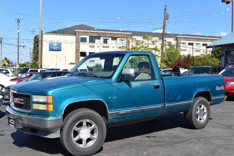 1994 GMC Sierra 1500 for sale at PRISTINE AUTO REMARKETING, LLC in Portland OR
