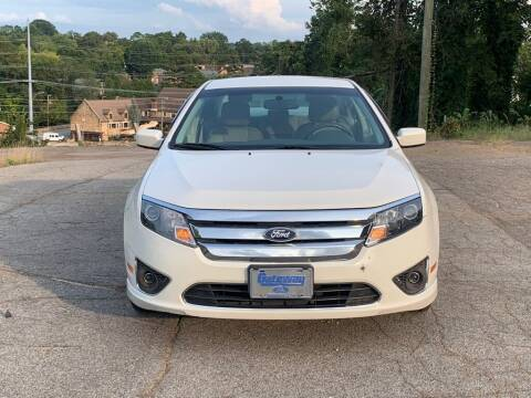 2011 Ford Fusion for sale at Car ConneXion Inc in Knoxville TN