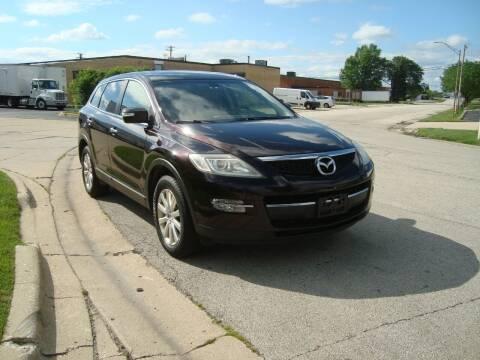 2008 Mazda CX-9 for sale at ARIANA MOTORS INC in Addison IL