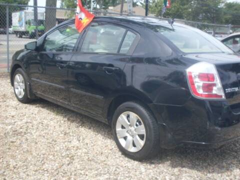 2008 Nissan Sentra for sale at Flag Motors in Islip Terrace NY