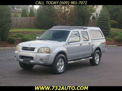 2001 Nissan Frontier for sale at Absolute Auto Solutions in Hamilton NJ
