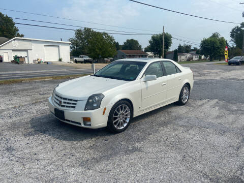 2007 Cadillac CTS for sale at US5 Auto Sales in Shippensburg PA
