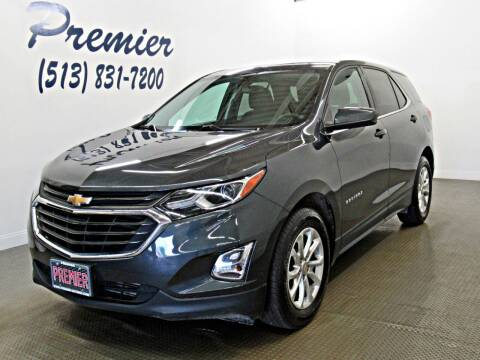2019 Chevrolet Equinox for sale at Premier Automotive Group in Milford OH