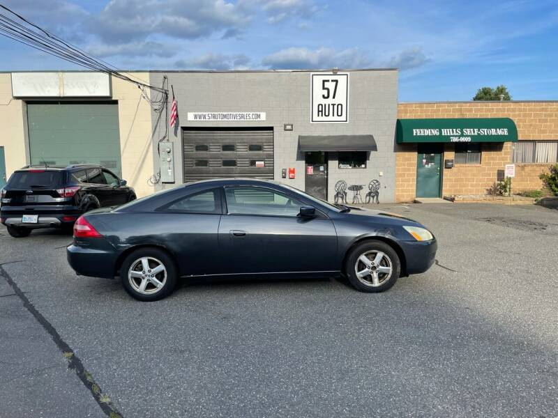 2004 Honda Accord for sale at 57 AUTO in Feeding Hills MA