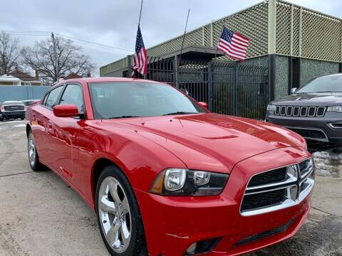 2012 Dodge Charger for sale at Gus's Used Auto Sales in Detroit MI