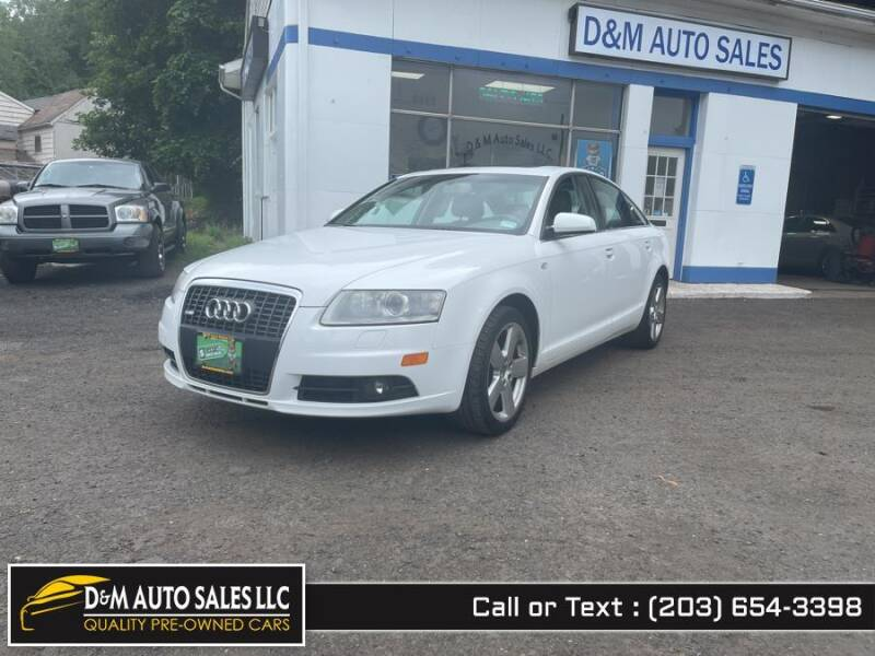 2008 Audi A6 for sale in Meriden, CT