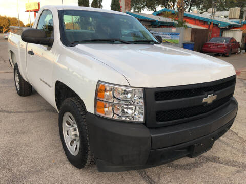 2008 Chevrolet Silverado 1500 for sale at PRESTIGE AUTOPLEX LLC in Austin TX