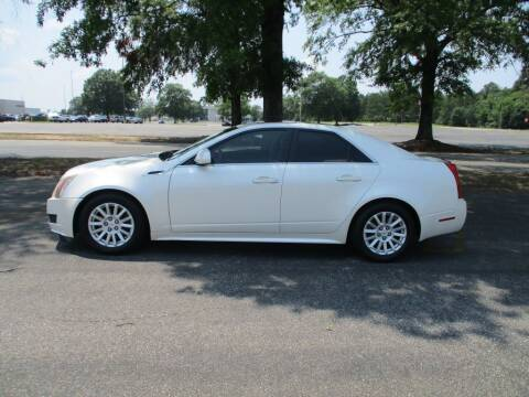 2012 Cadillac CTS for sale at A & P Automotive in Montgomery AL
